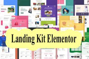 Landing Kit Elementor